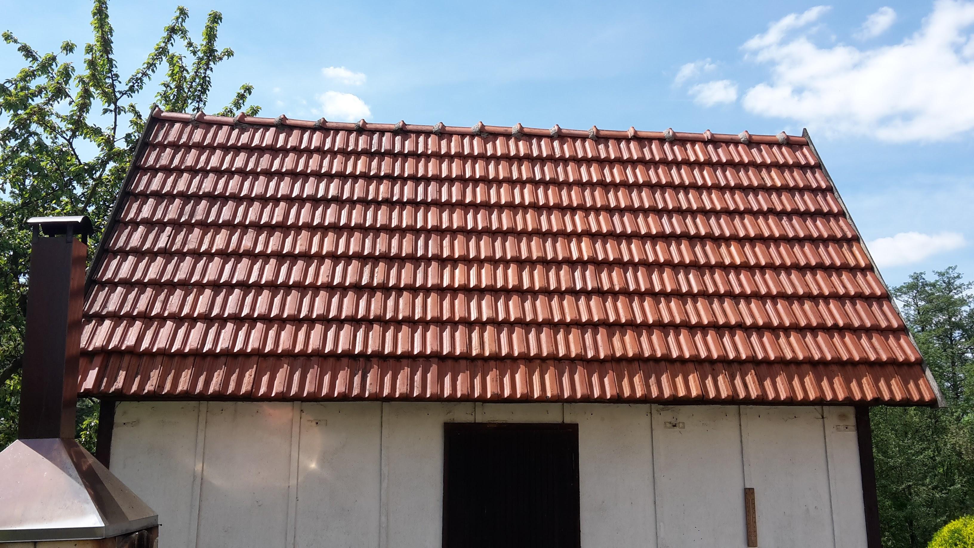 odstranění mechu ze střechy, Havlíčkův Brod