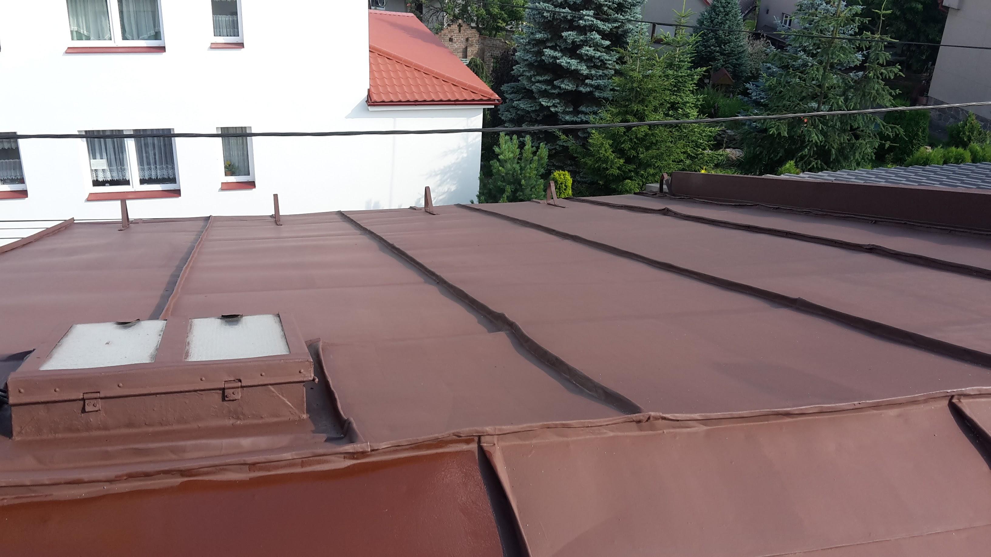 Nátěr střechy, Žďár nad Sázavou