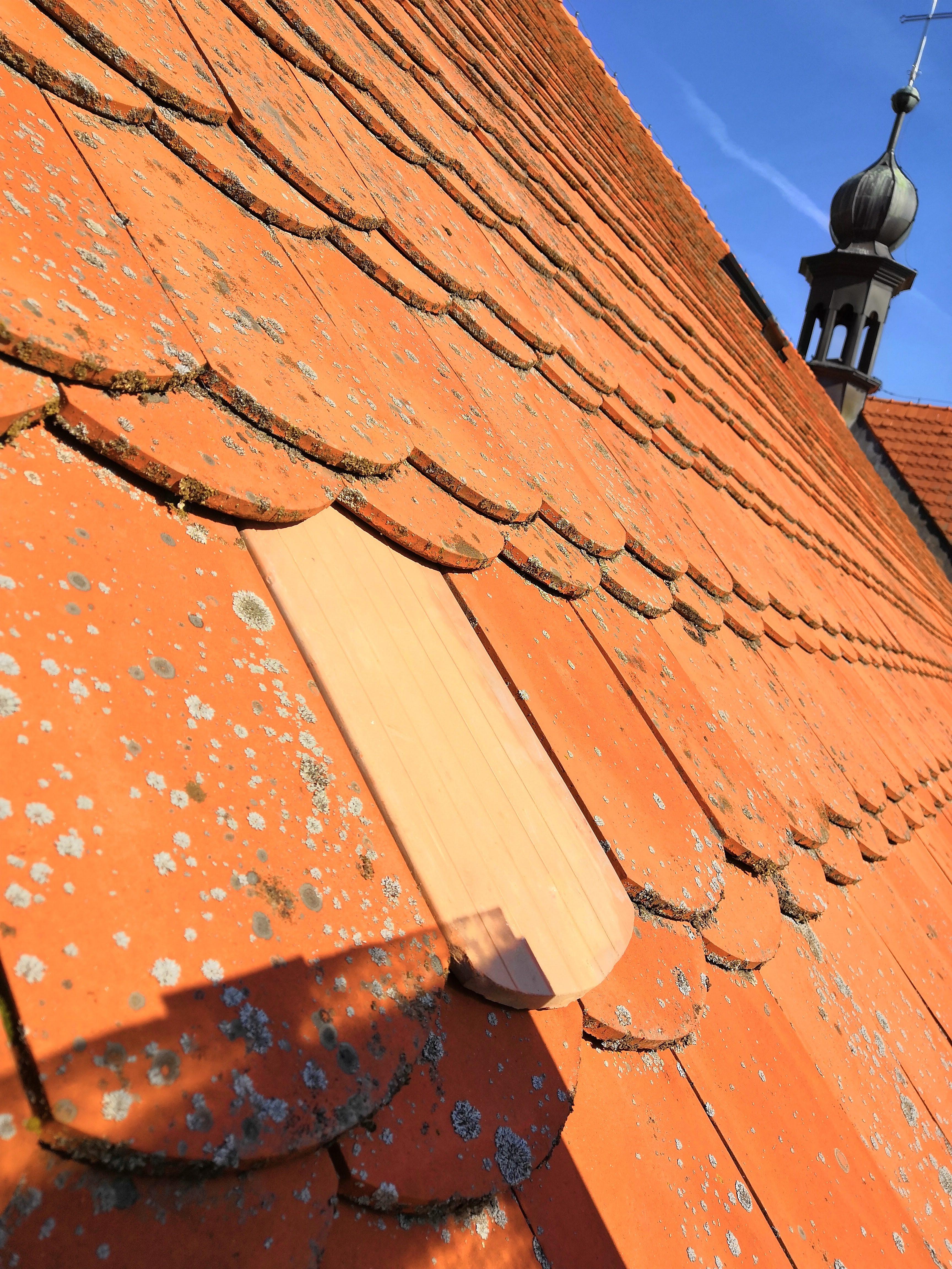 Oprava taškové střechy, Přibyslav